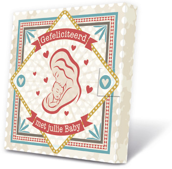 30504.013 Gefeliciteerd met jullie baby