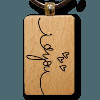 houten-sleutelhanger-lokwinske-nl-09-i-love-you