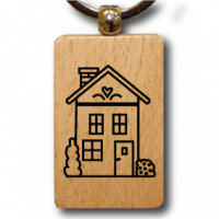 houten-sleutelhanger-lokwinske-nl-30-huis