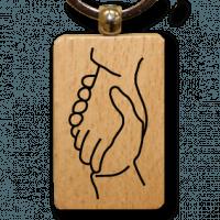 houten-sleutelhanger-lokwinske-nl-32-gefeliciteerd
