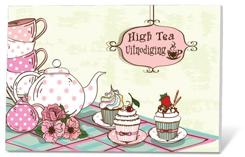 high tea uitnodiging - lokwinske.nl