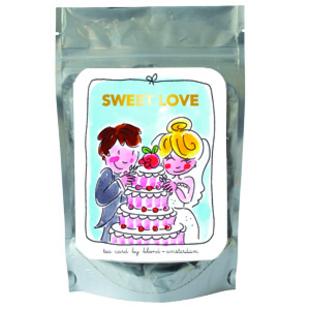 sweet love blauw